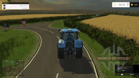Coldborough Park Farm 2015 v1.2 for Farming Simulator 2015