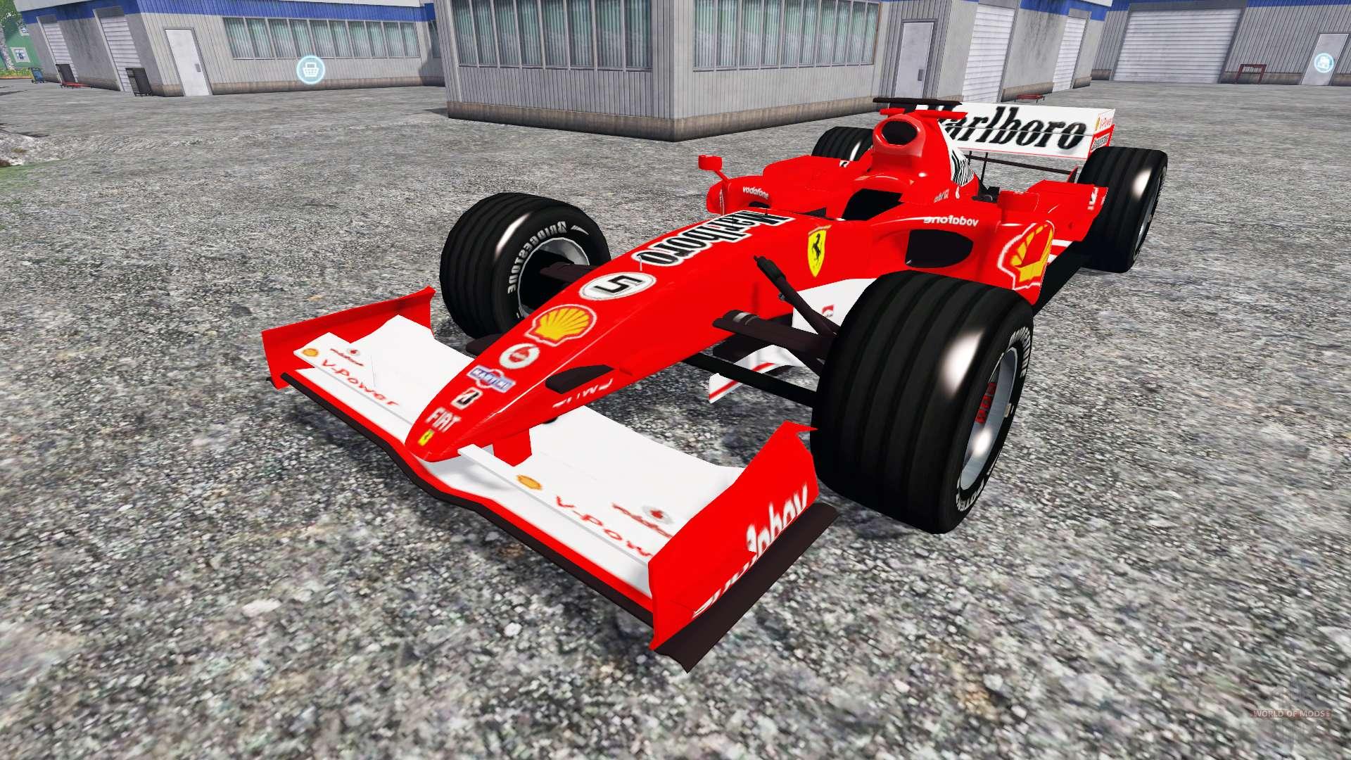 Ferrari f1 669 10