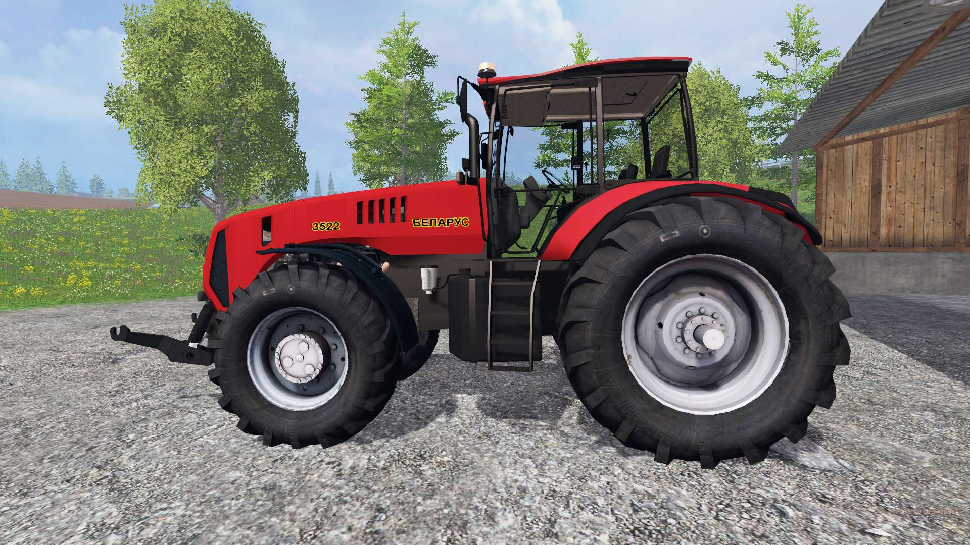 3522 Zebra Zetor Tractor Parts : Belarus v for farming simulator