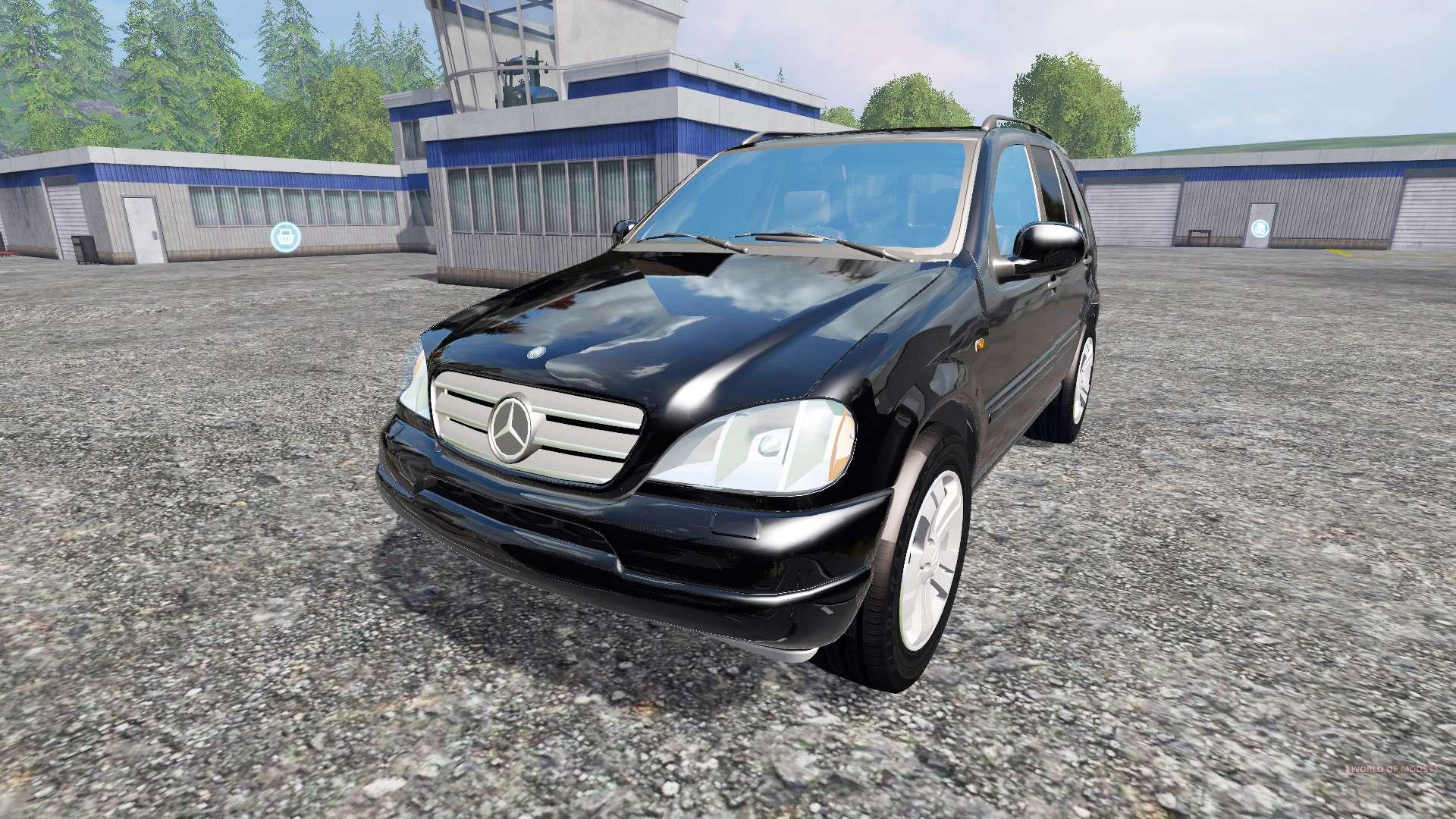 Mercedes benz ml430 for farming simulator 2015 for Mercedes benz ml430