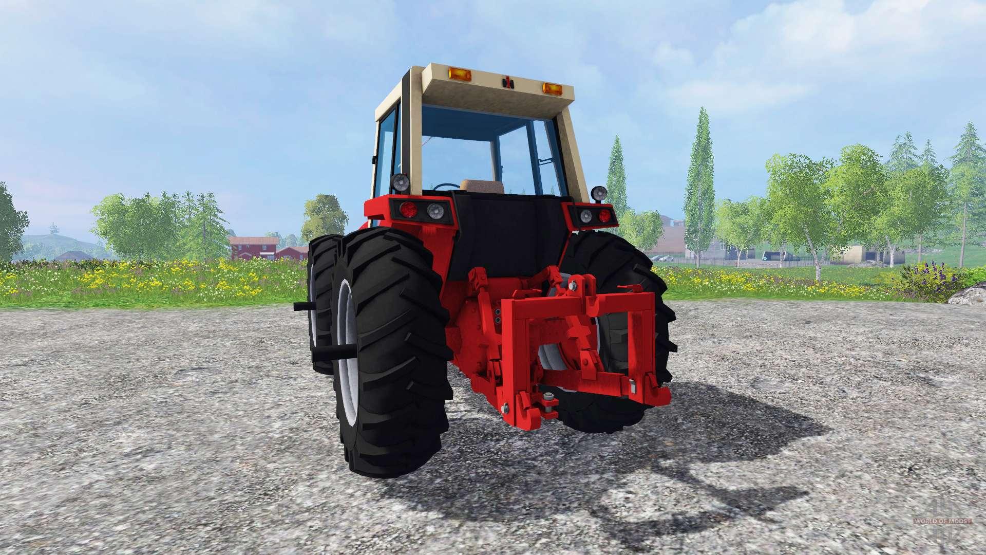 Ihc 3588 for farming simulator 2015 for California form 3588