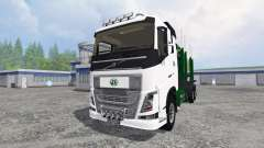 Volvo FH16 [timber carrier]