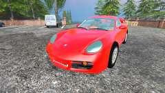 Porsche Cayman [final]