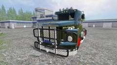 Scania 111 for Farming Simulator 2015