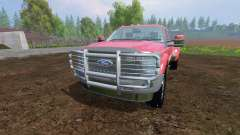 Ford F-450 v9.0 for Farming Simulator 2015