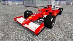 Ferrari 248 F1 for Farming Simulator 2015