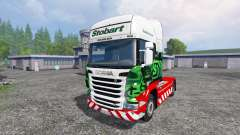 Scania R560 [eddie stobart]