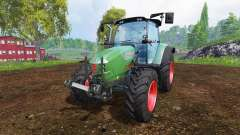 Hurlimann XM 130 4Ti v1.0.2.3 for Farming Simulator 2015