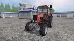 MTZ-82.1 Belarusian turbo v2.1 for Farming Simulator 2015
