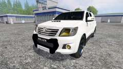Toyota Hilux [city version]