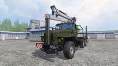 Ural-4320 [timber]