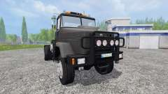 KrAZ-5133 for Farming Simulator 2015