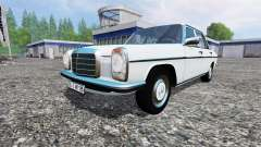 Mercedes-Benz 200D (W115) 1973 v1.1 for Farming Simulator 2015