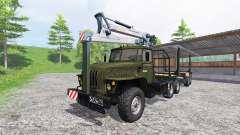 Ural-4320 [timber] v3.0