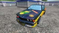 BMW M635CSi (E24) [Mammoet Auto Sport]