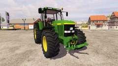 John Deere 7810 v2.0 for Farming Simulator 2013