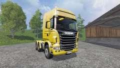 Scania R730 [Lux] for Farming Simulator 2015