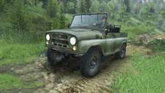 UAZ-469 [08.11.15] for Spin Tires