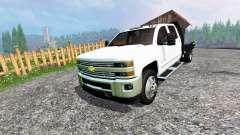 Chevrolet Silverado 3500 [flatbed]