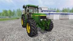John Deere 6810 v1.0 for Farming Simulator 2015