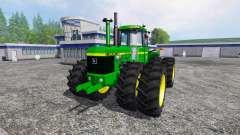 John Deere 8440 v1.1 for Farming Simulator 2015