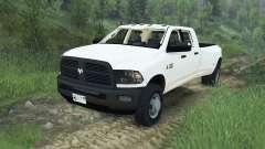 Dodge Ram 3500 dually v1.2 [08.11.15] for Spin Tires