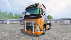 Volvo FH16 2012 for Farming Simulator 2015