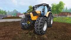 Deutz-Fahr Agrotron 7250 TTV [forestry] v1.2 for Farming Simulator 2015