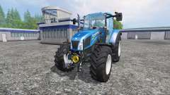 New Holland T5.95 [pack] for Farming Simulator 2015