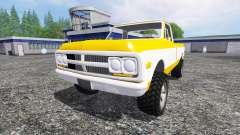GMC C1500 1969
