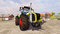 CLAAS Xerion 5000 v2.0 for Farming Simulator 2013