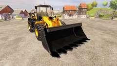 Caterpillar 966H v2.0 for Farming Simulator 2013