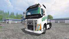 Volvo FH16 2012 [uneal] for Farming Simulator 2015
