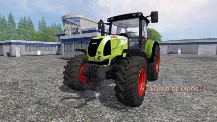 CLAAS Arion 620 v2.0 for Farming Simulator 2015