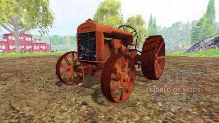 Fordson Model F 1917 [relict] for Farming Simulator 2015