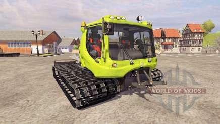 PistenBully 400 v2.0 for Farming Simulator 2013