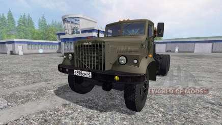KrAZ-258 for Farming Simulator 2015