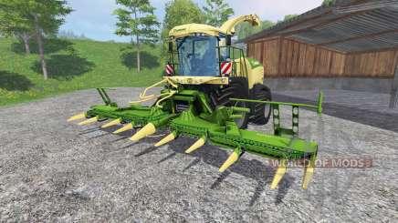 Krone Big X 580 [no gloss] for Farming Simulator 2015