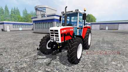 Steyr 8090A Turbo SK2 [normal] for Farming Simulator 2015