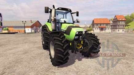 Deutz-Fahr Agrotron 430 TTV [PloughingSpec] for Farming Simulator 2013