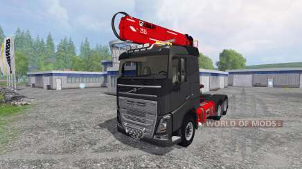 Volvo FH16 750 [grumier] for Farming Simulator 2015
