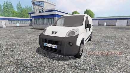Peugeot Bipper for Farming Simulator 2015