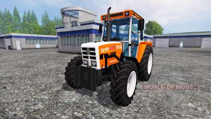 Steyr 8090A Turbo SK2 [municipal and forestry] for Farming Simulator 2015