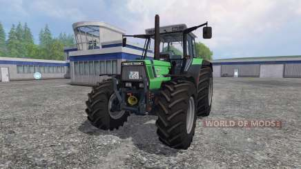 Deutz-Fahr AgroStar 4.71 for Farming Simulator 2015
