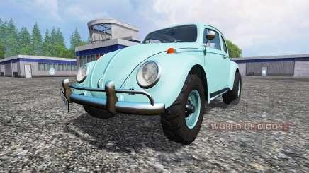 Volkswagen Beetle 1966 v2.0 [buggy] for Farming Simulator 2015