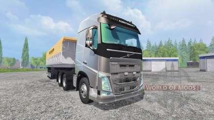 Volvo FH16 2012 [trailer] for Farming Simulator 2015