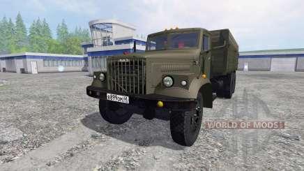 KrAZ-257 v1.2 for Farming Simulator 2015