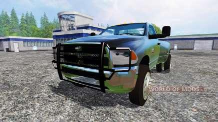 Dodge Ram 3500 [dually] for Farming Simulator 2015