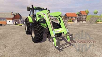 Deutz-Fahr Agrotron 6190 TTV v3.1 for Farming Simulator 2013