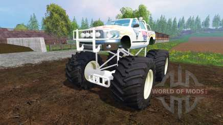 PickUp Monster Truck Jam for Farming Simulator 2015